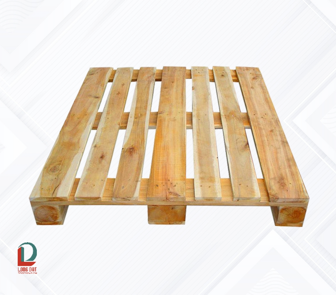 Acacia Finished Pallet
