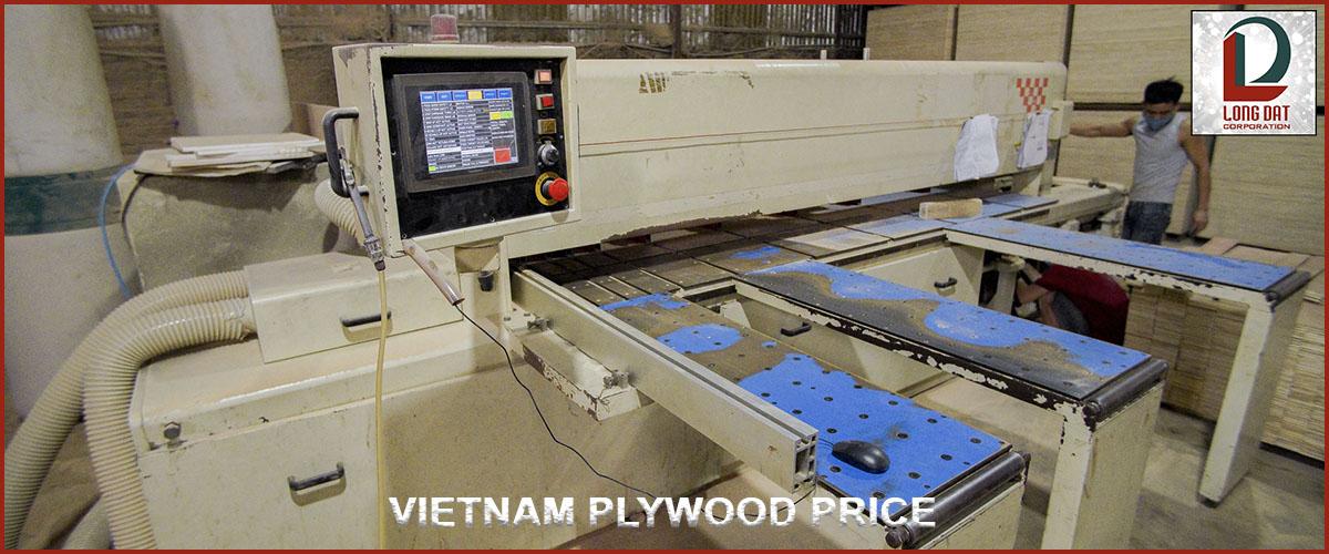 vietnam plywood manufacture